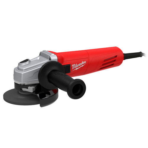 Factory Reconditioned Milwaukee 6146-833 4-1/2 in. 11.0 Amp Slide Switch Grinder with Lock-On Button