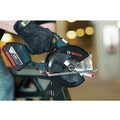 Factory Reconditioned Bosch CSM180-01-RT 18V Cordless Lithium-Ion 5-3/8 in. Metal Cutting Circular Saw Kit image number 3