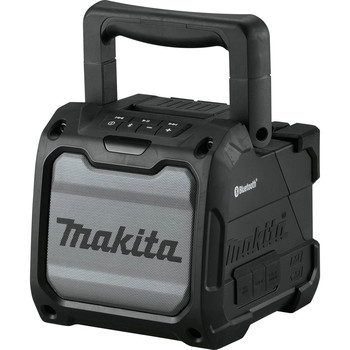 Factory Reconditioned Makita XRM08B-R 18V LXT / 12V max CXT Lithium-Ion Bluetooth Job Site Speaker, (Tool Only)