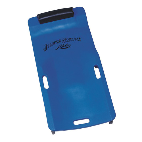 Lisle 94102 250 - 300 lb. Capacity Low Profile Plastic Creeper (Blue) image number 0