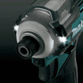 Makita GDT01Z 40V Max XGT Brushless Lithium-Ion Cordless 4-Speed Impact Driver (Tool Only) image number 3
