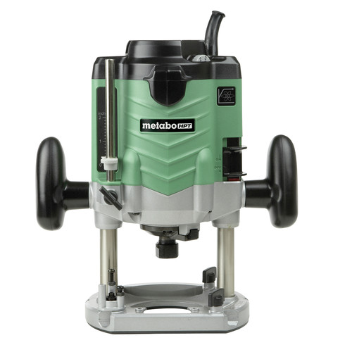 Metabo HPT M12VEM 3-1/4 HP Variable Speed Plunge Router with 1/2 in. Collet image number 0