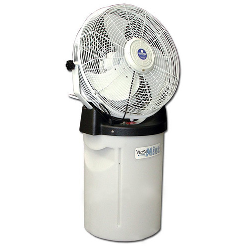 Versamist PVM18 18 in. Portable Low Pressure Misting Fan