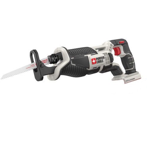 Factory Reconditioned Porter-Cable PCC670BR 20V MAX Cordless Lithium-Ion Reciprocating Saw (Bare Tool)