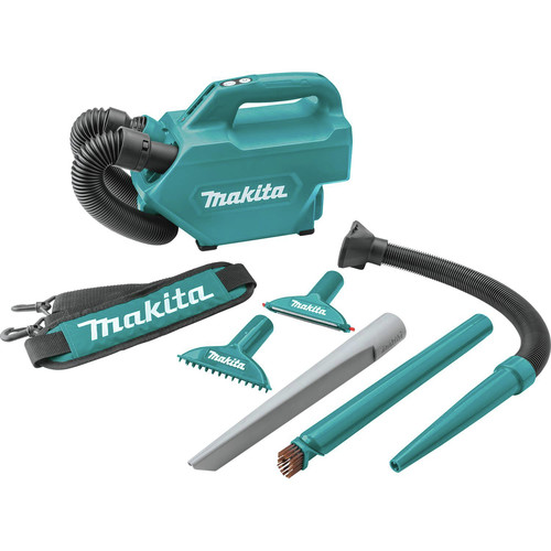 Makita LC09Z 12V max CXT Lithium-Ion Cordless Vacuum (Tool Only) image number 0