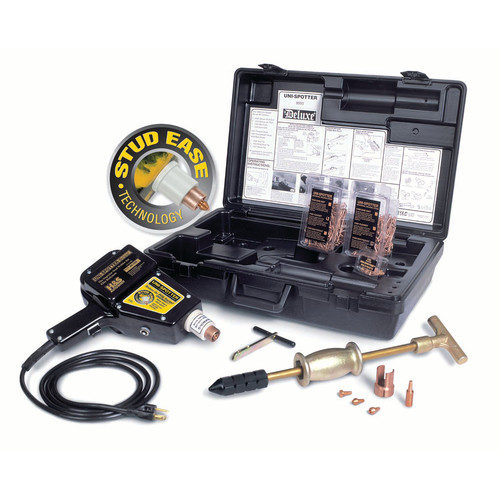 H & S Autoshot Uni-Spotter Deluxe Stud Welder Kit with Stud Ease Technology
