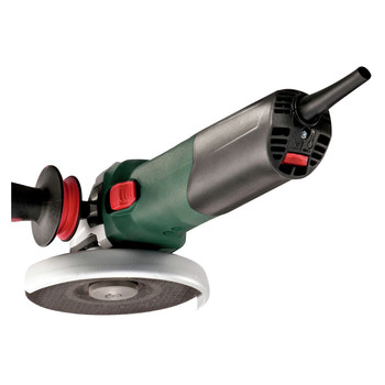 Metabo 600464420 13.5 Amp 6 in. Angle Grinder with TC Electronics and Lock-On Sliding Switch image number 4