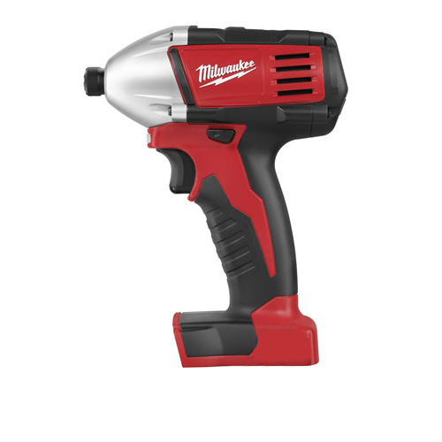 Factory Reconditioned Milwaukee 2650-80 M18 18V Cordless 1/4 in. Lithium-Ion Compact Impact Driver (Bare Tool)
