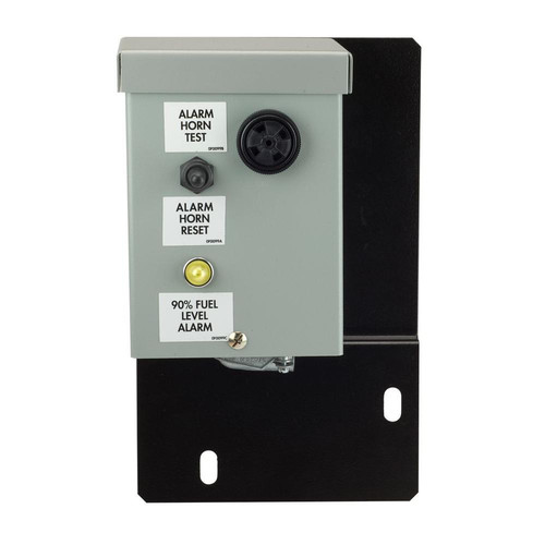 Generac 6504 Generac Protector Series 90 Percent High Fuel Level Alarm Panel image number 0