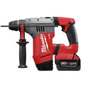 Milwaukee 2715-22 M18 FUEL Lithium-Ion 1-1/8 in. SDS Plus Rotary Hammer Kit image number 2