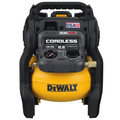 Dewalt DCC2560T1 60V MAX FLEXVOLT 2.5 Gallon Oil-Free Pancake Air Compressor Kit image number 2