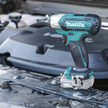 Makita WT04Z 12V max CXT Lithium-Ion 1/4 in. Impact Wrench (Tool Only) image number 6