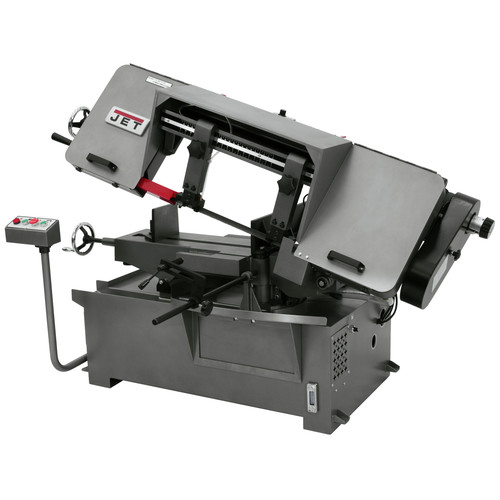 JET J-7020M 10 in. x 16 in. Horizontal Mitering Band Saw image number 0