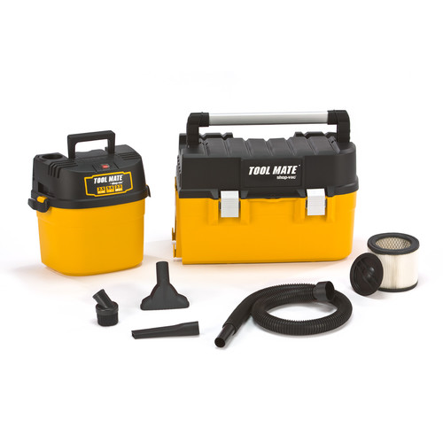 Shop-Vac 3880200 2.5 Gallon 2.5 Peak HP Tool Mate Wet/Dry Vacuum
