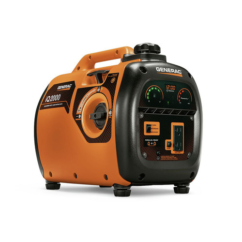 Generac 6866-6883BNDL Portable Inverter Generator with 50 ft. Power Cord Reel image number 5