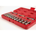 Sunex HD 9933 14-Piece SAE/MM Impact Ready Magnetic Nut Setters Set image number 3