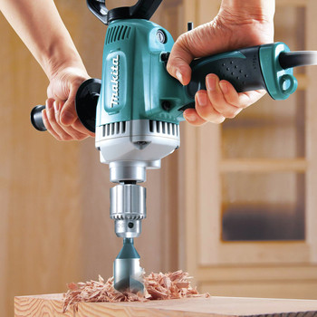 Factory Reconditioned Makita DS4011-R 8.5 Amp 0 - 600 RPM 1/2 in. Corded Drill with Spade Handle image number 2