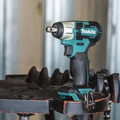 Makita WT06Z 12V max CXT Lithium-Ion Brushless 1/2 in. Square Drive Impact Wrench (Tool Only) image number 6
