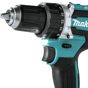 Makita XFD12Z 18V LXT Lithium-Ion Brushless 1/2 In. Cordless Drill Driver (Tool Only) image number 5
