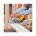 Dewalt DC390B 18V XRP Cordless 6-1/2 in. Circular Saw (Tool Only) image number 2