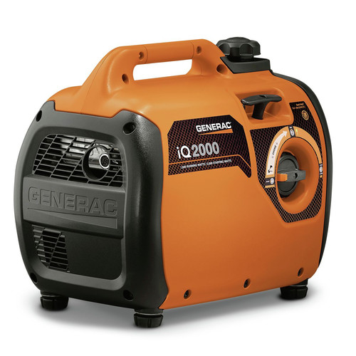 Generac 6866-6883BNDL Portable Inverter Generator with 50 ft. Power Cord Reel image number 4