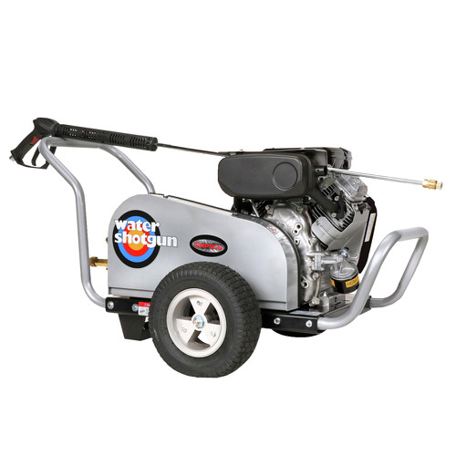 Simpson 60242 WaterShotgun 4000 PSI 5.0 GPM Professional Gas Pressure Washer with Comet Triplex Pump image number 0
