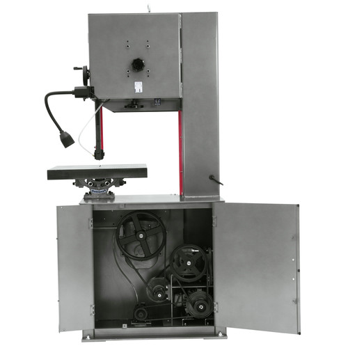 JET 414482 20 in. 2 HP 3-Phase Vertical Band Saw image number 4