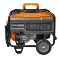 Generac 6825 XC6500E 6,500 Watt Gas Portable Generator with Electric Start (Non-CARB) image number 2