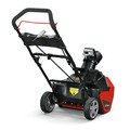 Snapper 1688054 82V Lithium-Ion Single-Stage 20 in. Cordless Snow Thrower Kit (4 Ah) image number 3