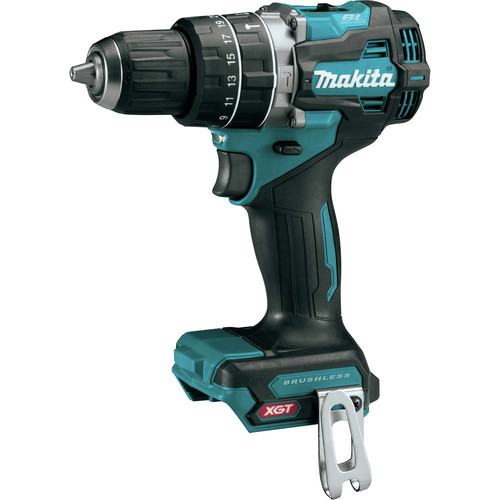 Makita GPH02Z 40V Max XGT Compact Brushless Lithium-Ion 1/2 in. Cordless Hammer Drill Driver (Tool Only) image number 0