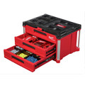 Milwaukee 48-22-8443 PACKOUT 50 lbs. Capacity 3-Drawer Tool Box image number 11
