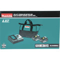 Makita BL1840BDC2 18V LXT Lithium-Ion Battery and Rapid Optimum Charger Starter Pack (4 Ah) image number 8