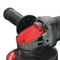 Factory Reconditioned Craftsman CMEG200R 7.5 Amp Brushed 4-1/2 in. Corded Small Angle Grinder image number 6