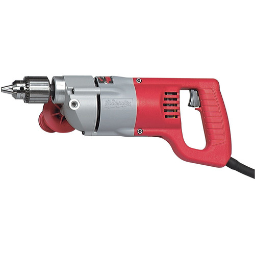 Factory Reconditioned Milwaukee 1101-8 1/2 in. 500 RPM D-Handle Drill