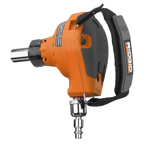 Factory Reconditioned Ridgid ZRR350PNE 3-1/2 in. Hex Grip Palm Nailer with Micro Adjustment