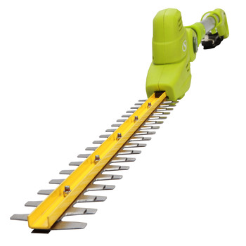 Sun Joe SJH901E 3.8 Amp 18 in. Multi-Angle Telescoping Pole Hedge Trimmer