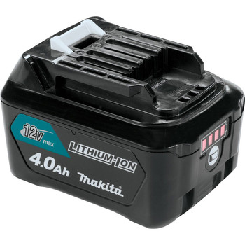 Makita BL1041B 12V max CXT 4 Ah Lithium-Ion Battery
