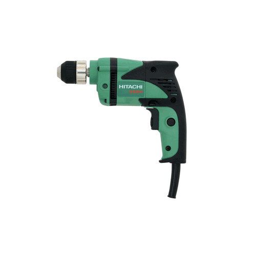Hitachi D10VH 6 Amp EVS Variable Speed 3/8 in. Corded Drill (Open Box) image number 0