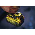 Dewalt DCF899P2 20V MAX XR Cordless Lithium-Ion 1/2 in. Brushless Detent Pin Impact Wrench with 2 Batteries image number 9