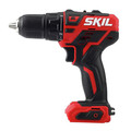 Skil CB742901 PWRCore 12 12V Brushless Lithium-Ion Cordless 1/2 in. Drill Driver / Hex 1/4 in. Impact Driver Combo Kit (2 Ah) image number 1