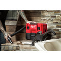 Milwaukee 0960-21 M12 FUEL Lithium-Ion Brushless 1.6 Gallon Cordless Wet/Dry Vacuum Kit (6 Ah) image number 11