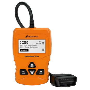 Actron CP9660 PocketScan Plus ABS OBD-II and CAN Scan Tool