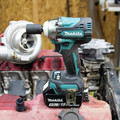 Makita XWT15T 18V LXT 4-Speed Brushless Lithium-Ion 1/2 in. Cordless Impact Wrench with Detent Anvil (5 Ah) image number 3