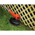 Black & Decker ST7700 4.4 Amp 13 in. 2-in-1 Straight Shaft Electric String Trimmer / Edger image number 8