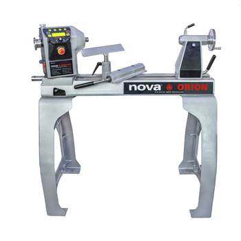 NOVA 55250 Orion 18 in. DVR Lathe