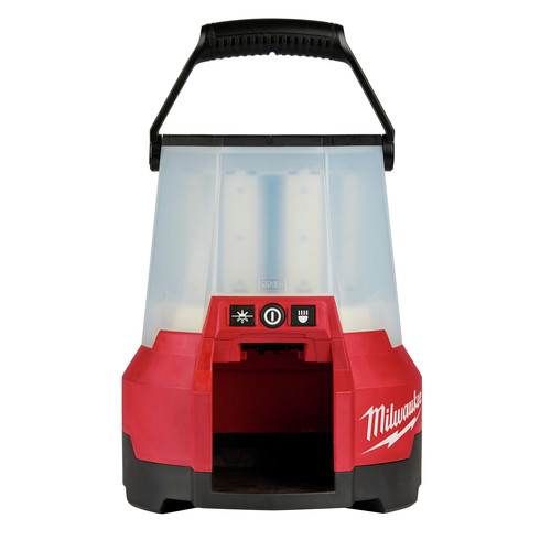 Milwaukee 2145-20 M18 18V Lithium-Ion Radius LED Compact Site Light (Tool Only) image number 0