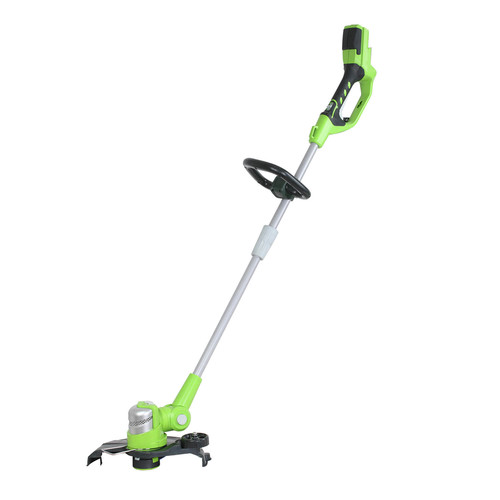 Greenworks 2100302 G 24 24V Cordless Lithium-Ion String Trimmer (Bare Tool)