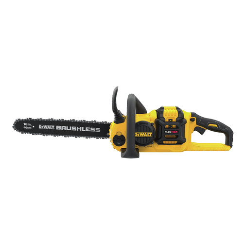 Dewalt DCCS670X1 60V 3.0 Ah FLEXVOLT Cordless Lithium-Ion Brushless 16 in. Chainsaw image number 1
