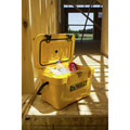 Dewalt DXC10QT 10 Quart Roto-Molded Insulated Lunch Box Cooler image number 6