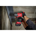 Milwaukee 2863-21P M18 FUEL Brushless Lithium-Ion High Torque 1/2 in. Cordless Impact Wrench Kit with Friction Ring and ONE-KEY (5 Ah) image number 8